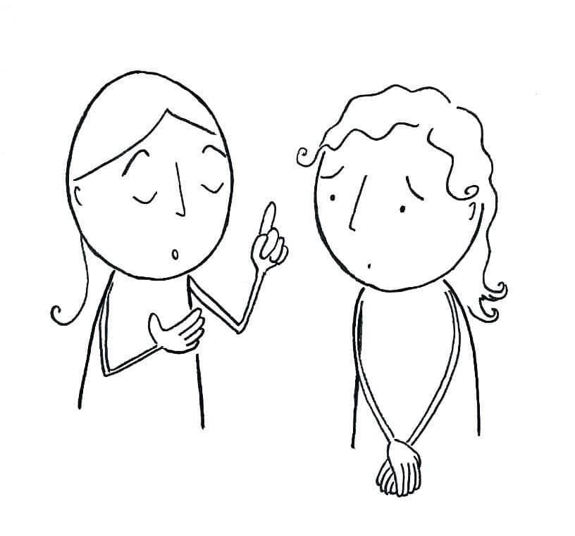 Ali dajanje nasvetov pomaga pri opolnomočenju